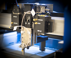 Scanning Acoustic Microscopes (SAM)