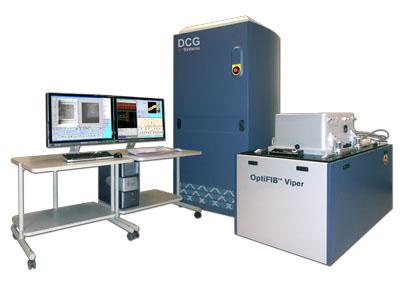 DCG Optifib-IV Failure Analysis Equipment
