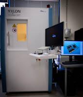 Sub-Micron 3D / CT X-Ray